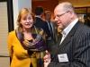 De nieuwjaarsreceptie van Business Network Zaandelta bij Baker Tilly Berk op de Grote Tocht 100 in Zaandam.